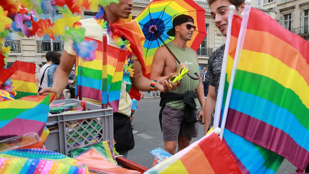 Lgbt shop high resolution stock photography and images