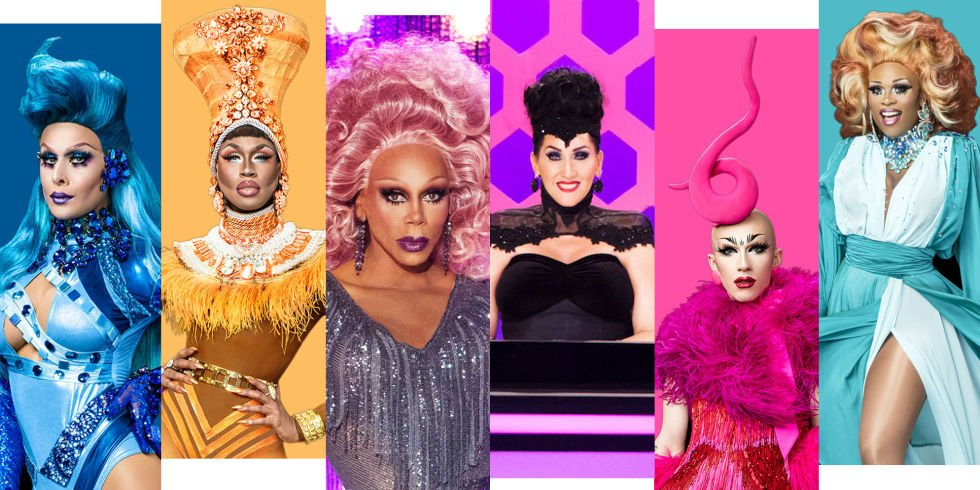 ESQUIRE: As it turns out… #DragRace is the best show on television htt...