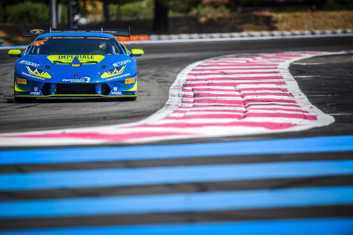 Relive the first race of Round 3 with our short report, soon more updates >   #SuperTrofeo
