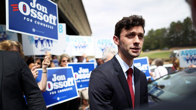'Chin up Democrats, Georgia special election should give hope' https://t.co/d34bqblhwj