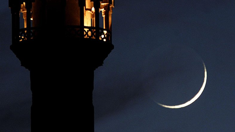 #EidMubarak: #EidAlFitr to be observed tomorrow, moon sighted in #Saud...