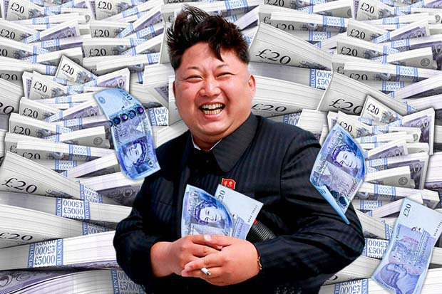 REVEALED: Kim Jong-un's millionaire playboy life while North Korea starves https://t.co/cWB4OD5iVJ