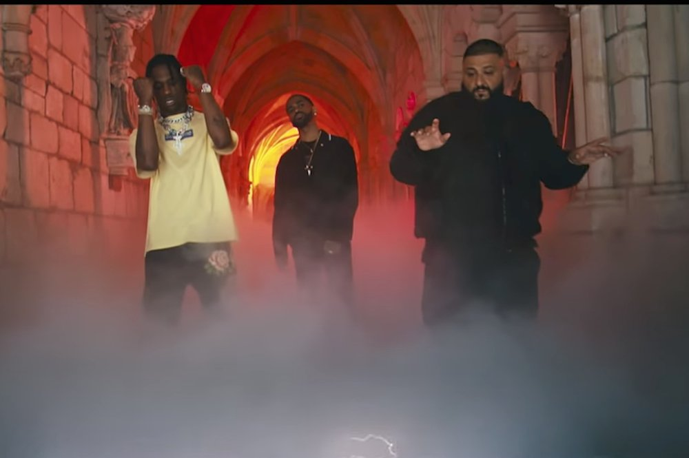 Watch the video for DJ Khaled's 'On Everything' featuring Rick Ross, Travis Scott, and Big Sean. https://t.co/fxxIYPtBNA