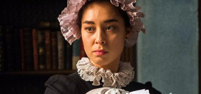 Novo Mundo: Miss Liu é amante e espiã do pirata Fred Sem Alma > https://t.co/iBEc5zhoP2