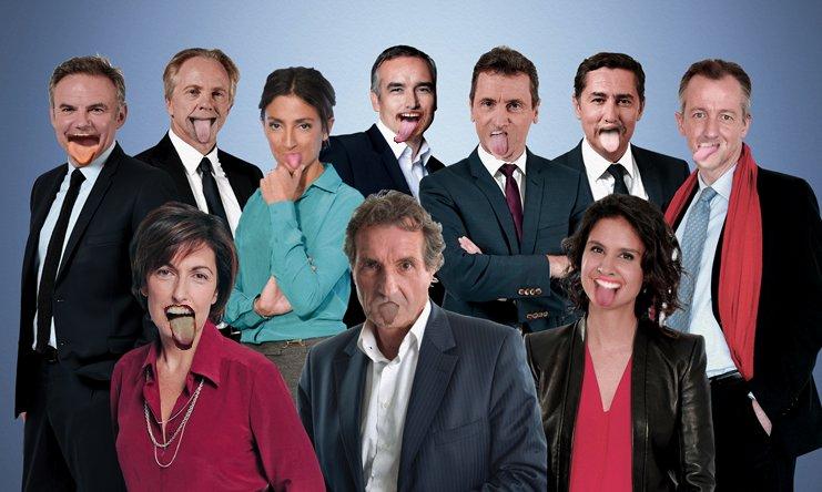 #Paris2024 #BFMTV et Cie épisode 2024: '#Macron fait du sport' Sidération extatique