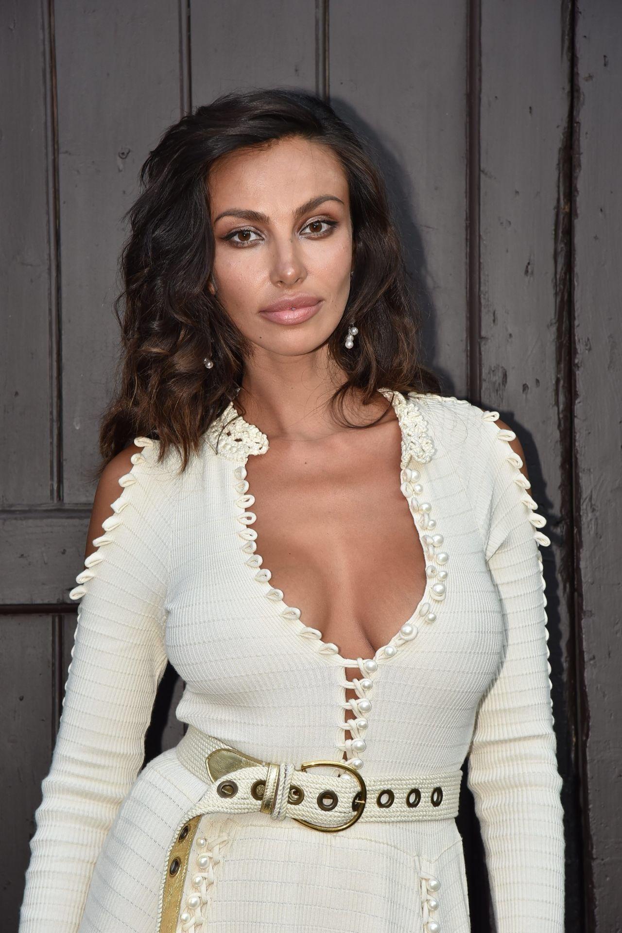 Twitter Madalina Diana Ghenea nude photos 2019