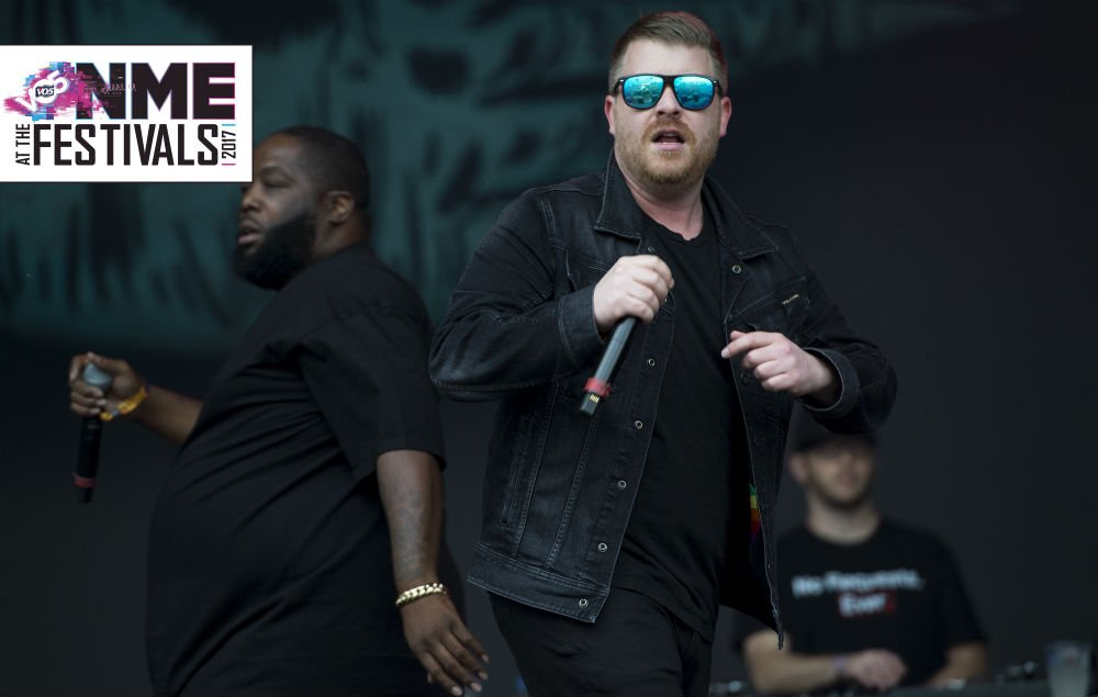 Run The Jewels dedicate Glastonbury 2017 set to the victims of the Grenfell Tower fire https://t.co/5OJ7ZJcchA #VO5xNMEFestivals