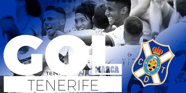 DIRECTO | ¡¡Gooool de Lozano!! Getafe 2-1 Tenerife https://t.co/bZmMru...