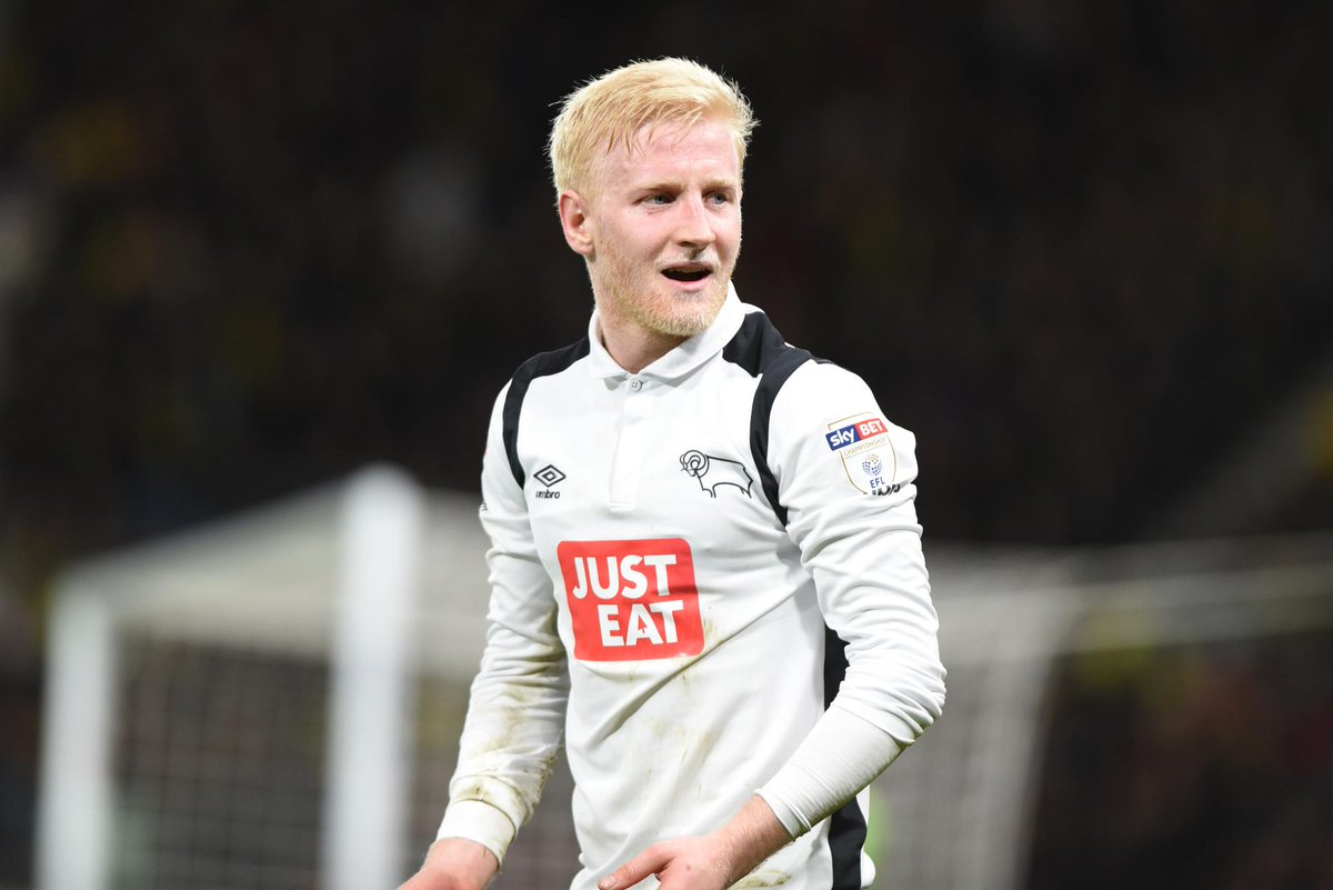 🐝 @WatfordFC have completed the signing of Will Hughes on a five-year...