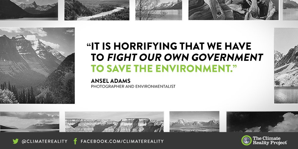 Protecting our public lands, safeguarding our air and water, and acting on climate change shouldn't be partisan issues.
