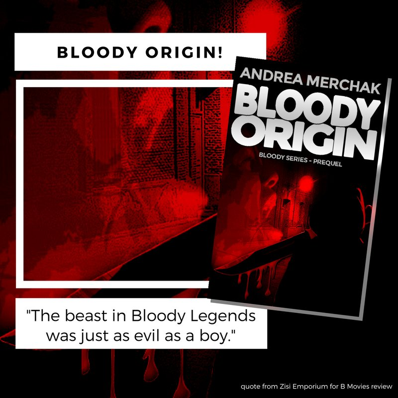 #evil &amp; #gore had a beginning. Get #Bloody Origin for #free at #smashwords  http:// bit.ly/2lL58fc  &nbsp;   #horror #SerialKiller #crime #IndieAuthor<br>http://pic.twitter.com/Ic2oedz1xm