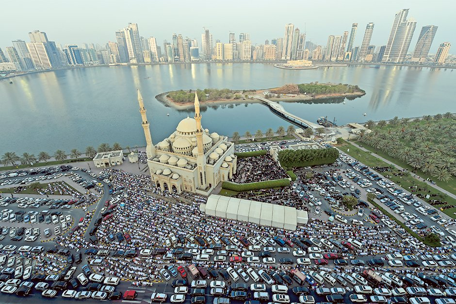 Sunday will be the first day of Eid Al Fitr in UAE, WAM reports. https...