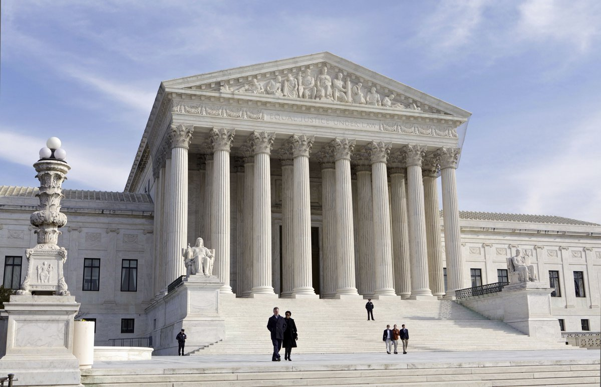 Big cases, retirement rumors as Supreme Court nears finish https://t.co/AnEPFEdxWm