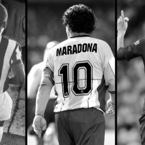 Pelé, Maradona o... ¿Messi? https://t.co/CTvP8zq9d9