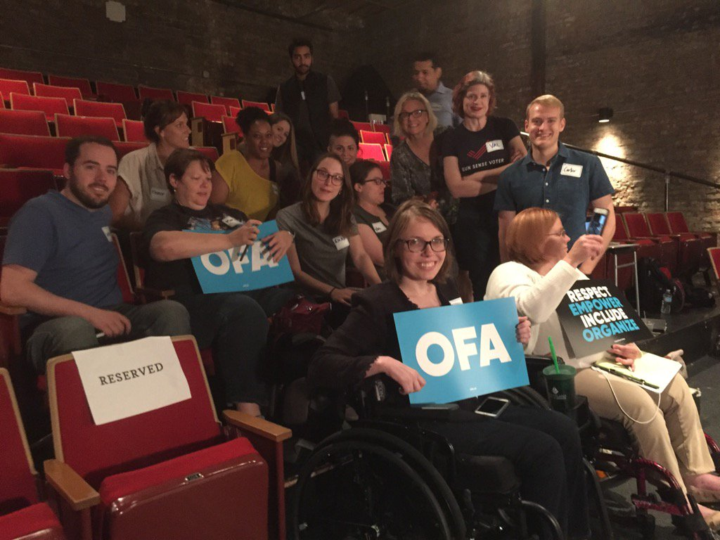 Summer of Activism begins! #OFAFellows #OFAChiSum17 #Chicago #respect #empower #include #organize <br>http://pic.twitter.com/wp9COUfzwm