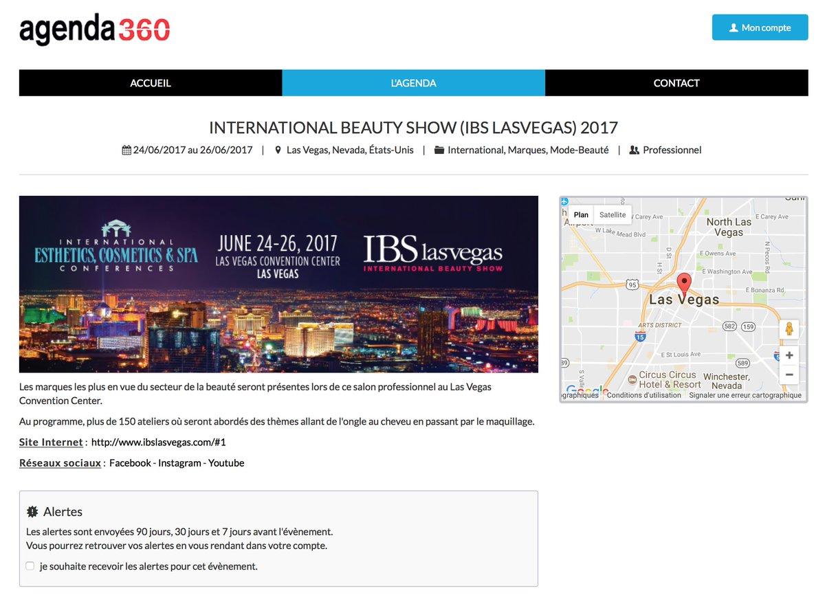 Don&#39;t miss &quot;The International Beauty Show&quot; in Las Vegas @ibs_shows #lasvegas #ibslv #iecsclasvegas #esthetics #spa #iecsc2017 #tbt #beauté <br>http://pic.twitter.com/OX1zpWjPQH