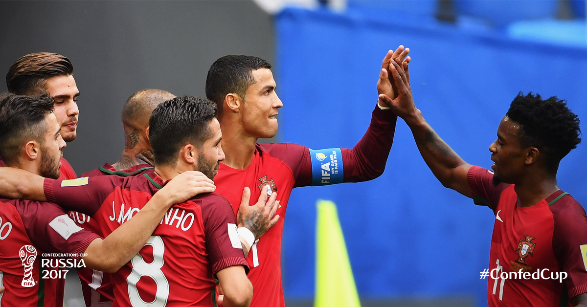 Video: New Zealand vs Bồ Đào Nha