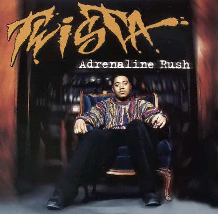 Happy 20th anniversary to Twista's CLASSIC album 'Adrenaline Rush.'...