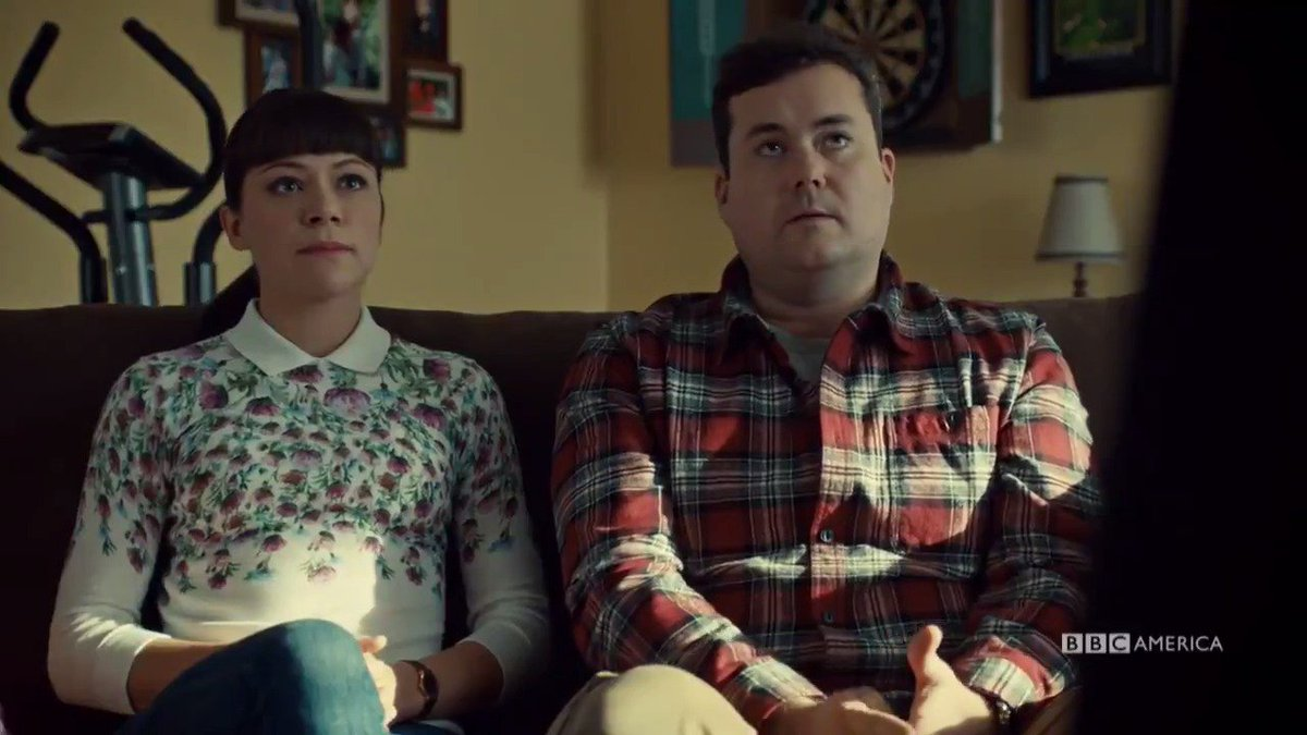 TONIGHT on an all new #OrphanBlack - the Hendrixes have some visitors....