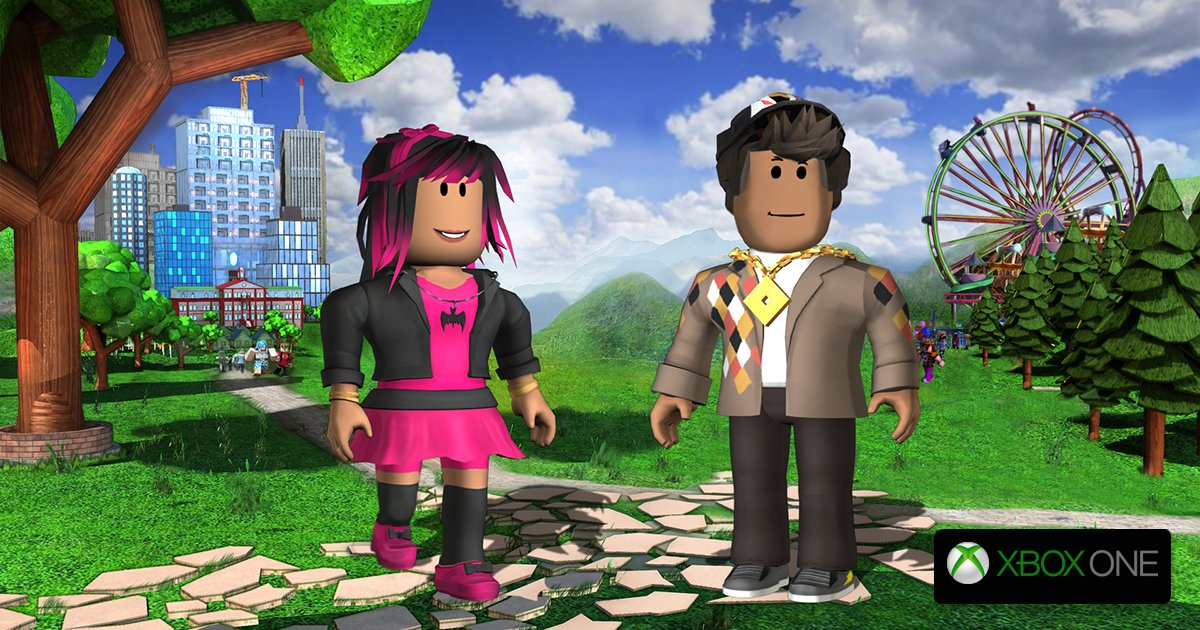 when did roblox come out for xbox one