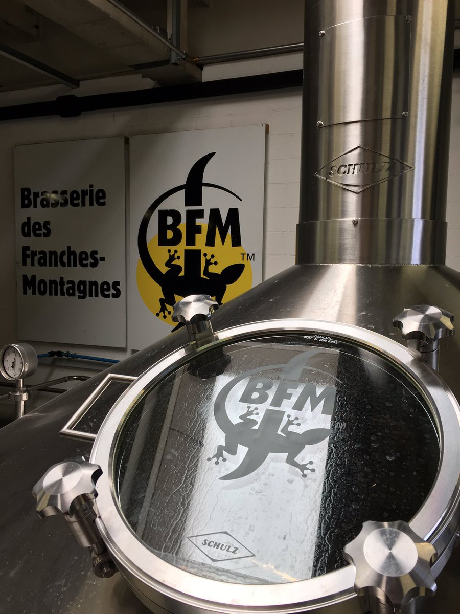Interview with the brewer Jerome Rebetez #brasseriedesfranchemontagne #bfm #craftbeer #beer<br>http://pic.twitter.com/3AA2JQBUB0