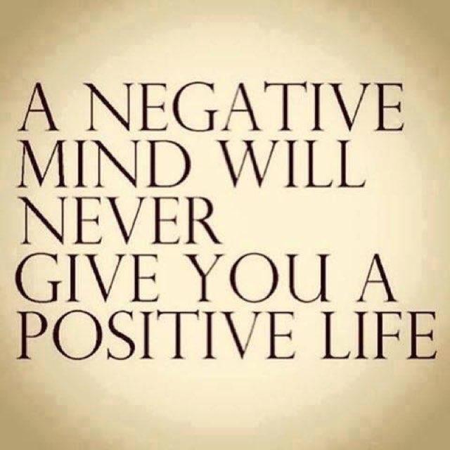 People who Project Negativity generally have Low Self Esteem.  #Weeken...