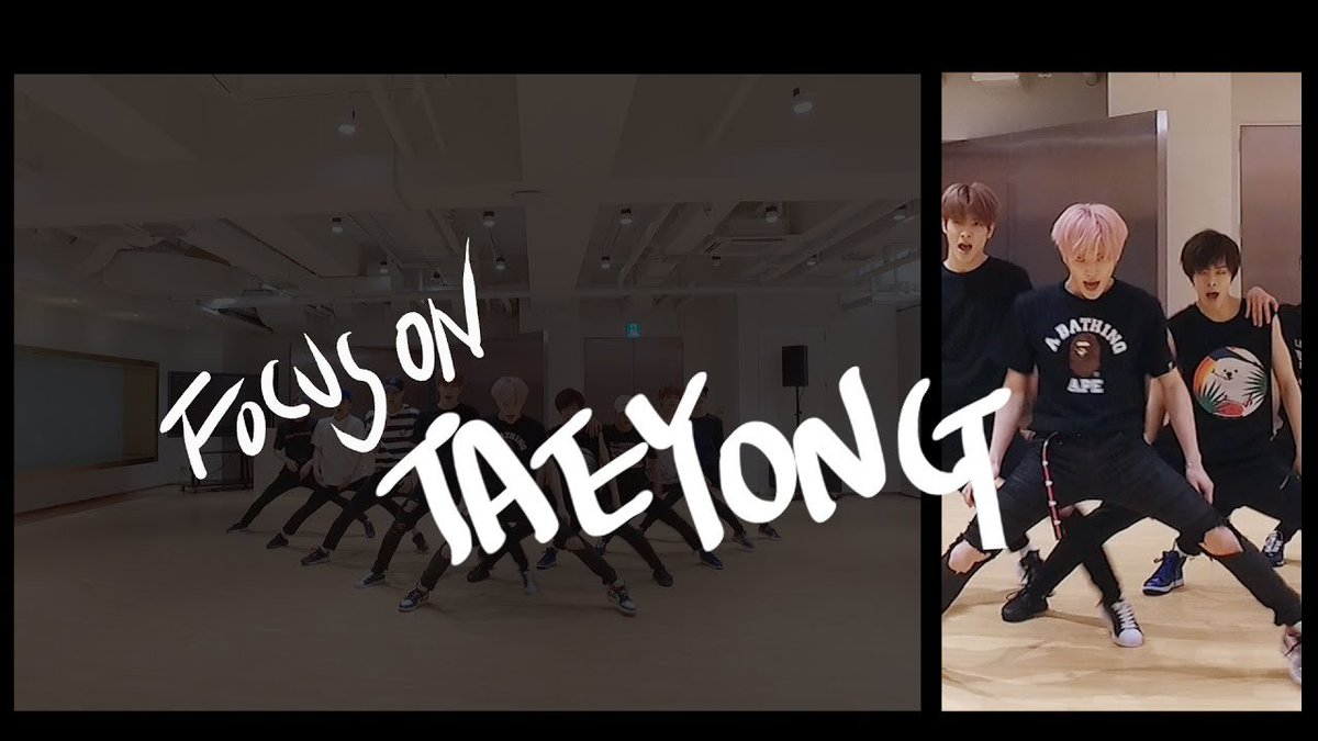 NCT 127 release member focused 'Cherry Bomb' practice videos for Taeyo...
