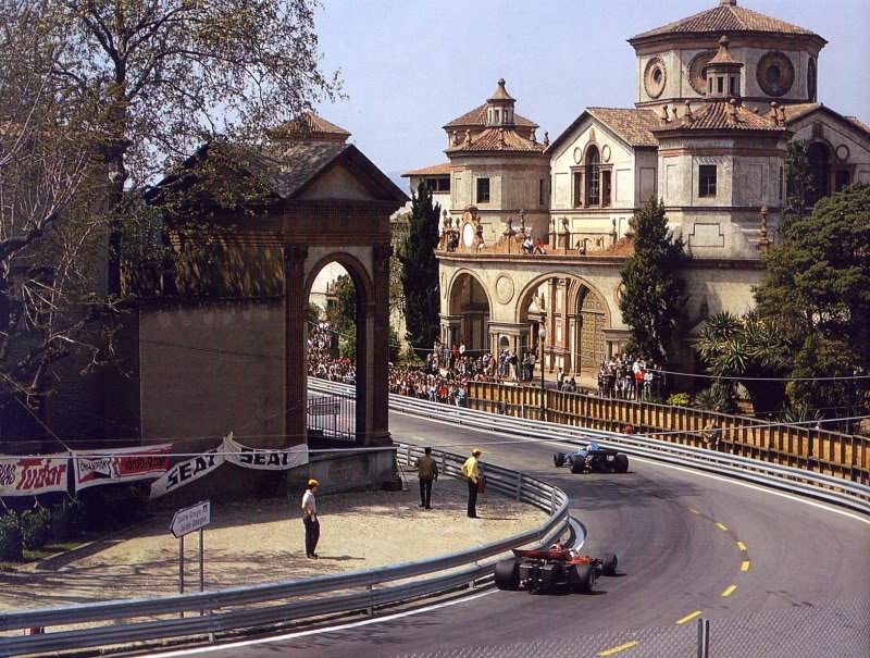 #picoftheday Baku could have a beautiful passage, but nothing compared to Montjuïc @FormulaOneWorld @BWOAHF1 @44Herman<br>http://pic.twitter.com/ZhpviIelXo
