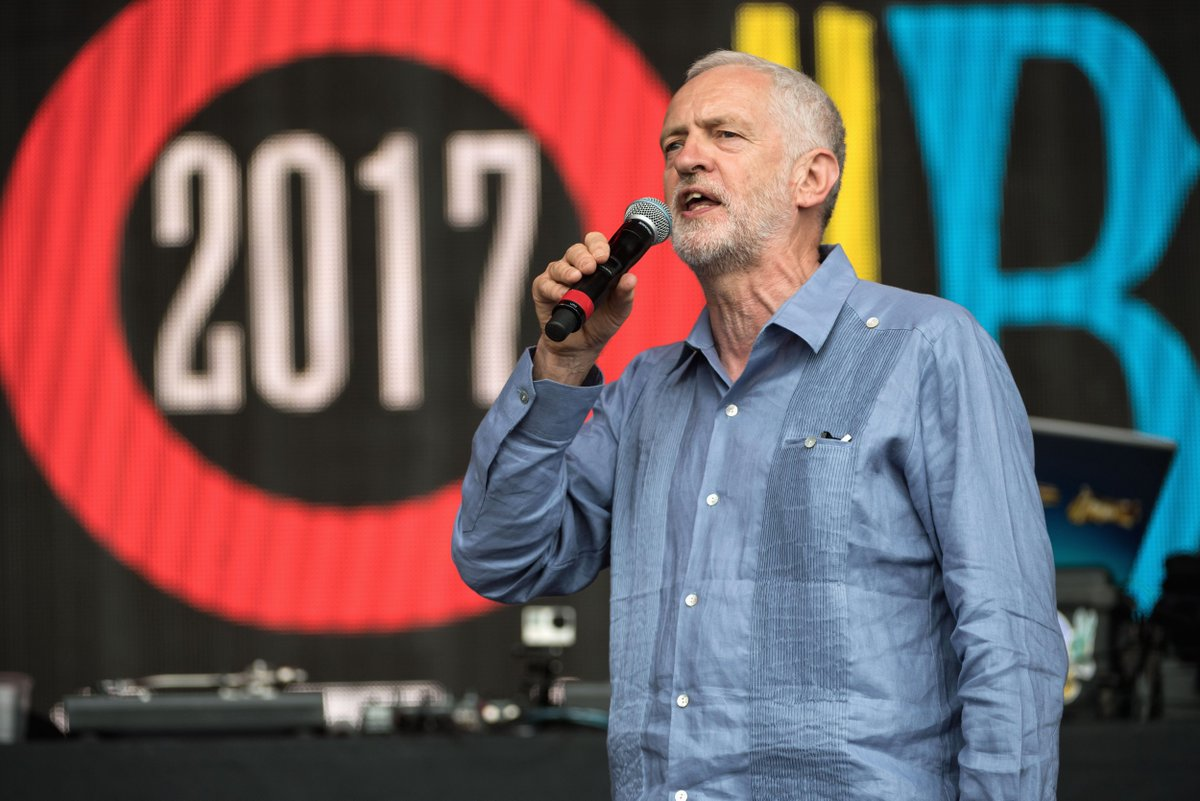 Watch @JeremyCorbyn's full speech introducing @RunJewels at @GlastoFes...