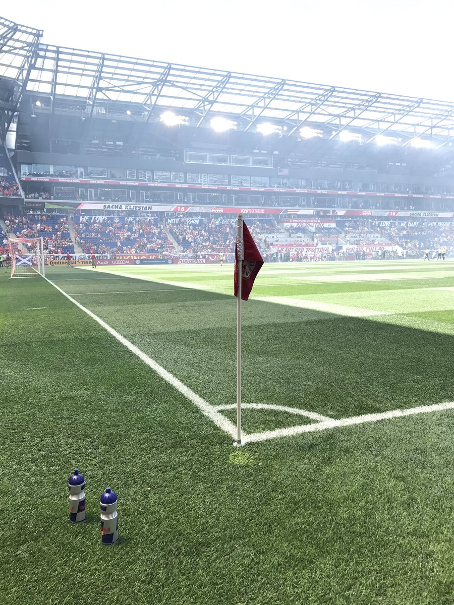 Not a bad view, huh? Stay tuned for our Corner Kick cam throughout the...