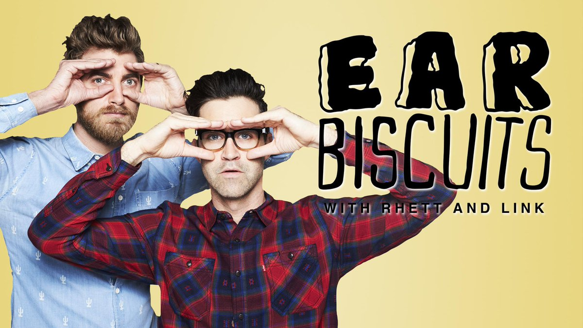 Come down to the @YouTube Arena for #EarBiscuitsLive starting at 11AM!...