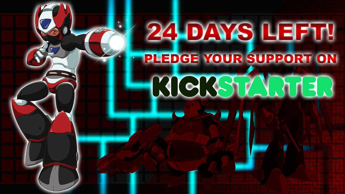 24 days left for the Android Hunter A @Kickstarter campaign!  http:// kck.st/2rLhJC6  &nbsp;   #indiegame #indiedev #gamedev #videogames #actiongame<br>http://pic.twitter.com/pNnqW6fCoY