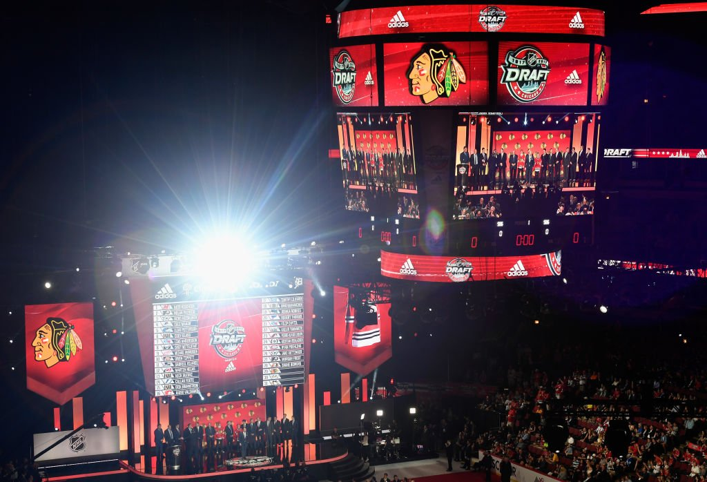 And the #NHLDraft concludes. Thank you fans for a fantastic weekend! h...