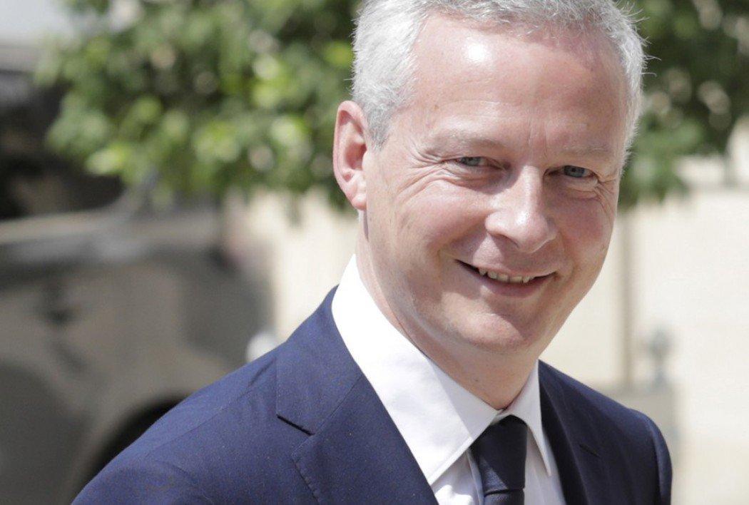 Bruno Le Maire: 'L'intérêt national impose de prendre des décisions difficiles' https://t.co/zoDZnBwB2O
