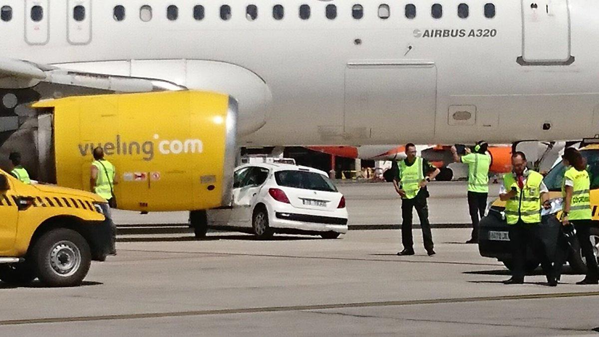 Такси испания аэропорт аликанте