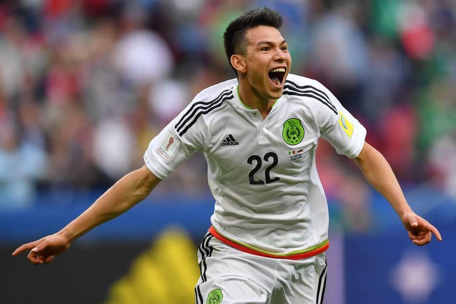 México vence de virada e elimina a anfitriã Rússia na Copa das Confederações https://t.co/mvwCNONPkT