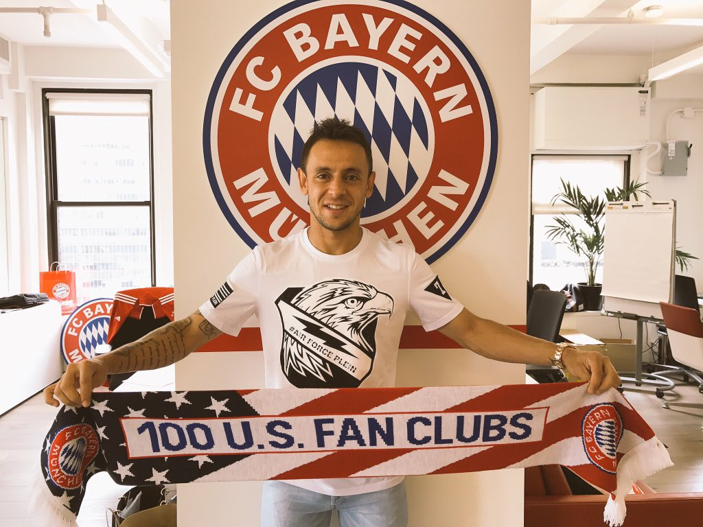 A big thank you from @R13_official to all our fans and fan clubs!   #M...