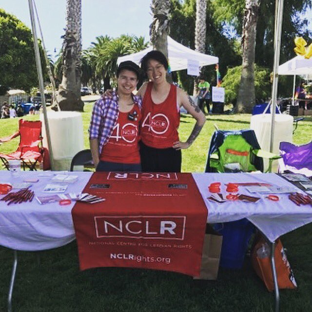 Hey #SanFrancisco! Come visit us at the #DykeMarch! #Pride2017 #PrideI...