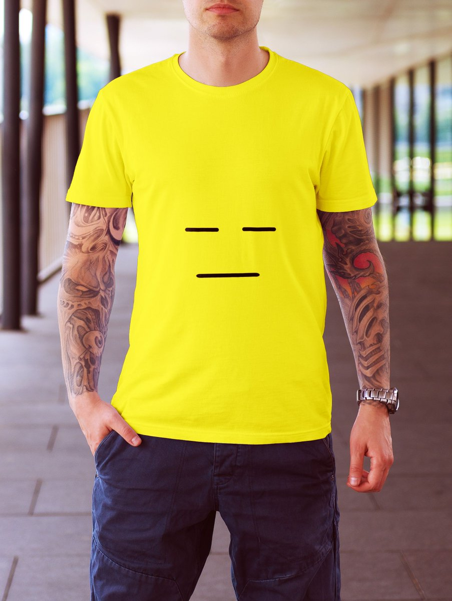 Why so flat ? tell the world with our tee #menfashion #menstyle #menwithstyle #menswear #streetfashion #ootd #style  http:// buff.ly/2tZ7Du2  &nbsp;  <br>http://pic.twitter.com/O1jKHVCWM4
