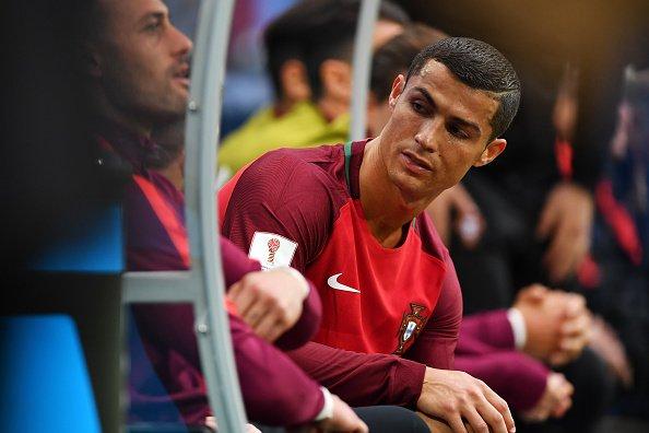 🗯 Ronaldo: 'Petersburg'da stat zemini çok iyi değildi. Bu yüzden güzel...