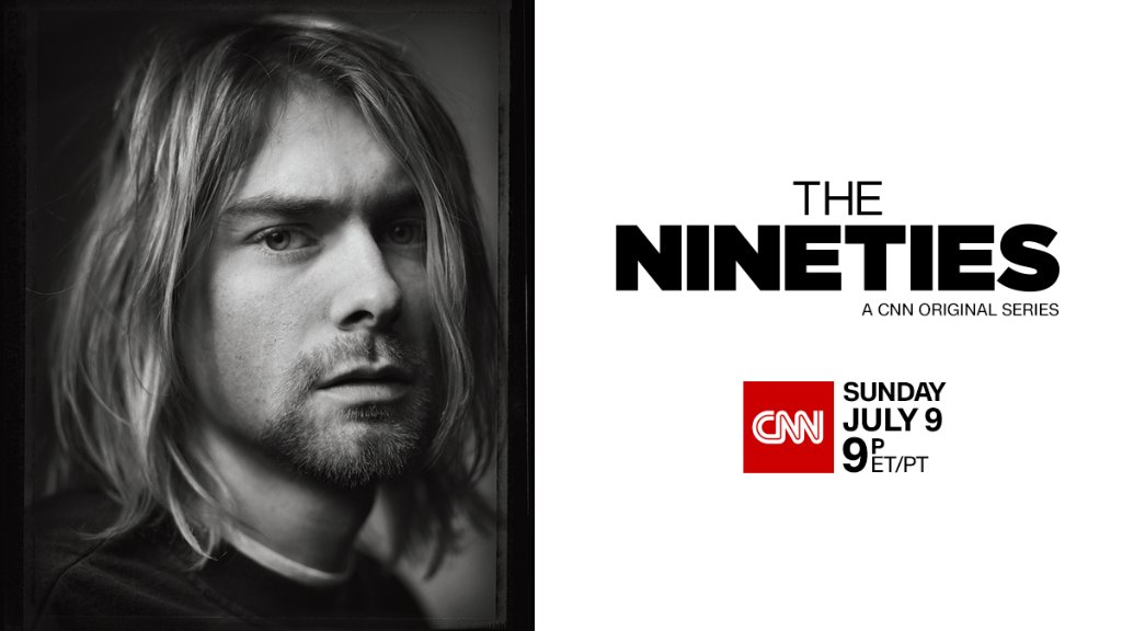 It's been nearly 26 yrs since @Nirvana's 'Smells Like Teen Spirit' was released. What's your ultimate '90s song? #NinetiesCNN starts July 9!