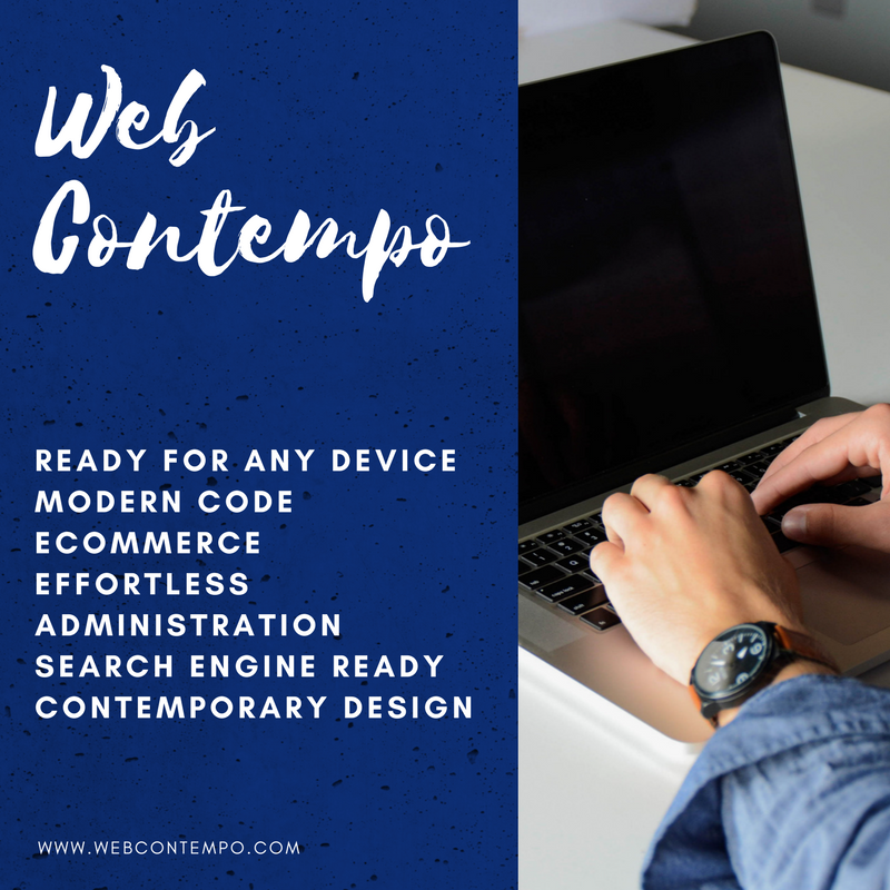 We build engaging, contemporary #websites that work seamlessly on any #device. Visit our website for more details!   https://www. webcontempo.com / &nbsp;  <br>http://pic.twitter.com/dg6Esqn29C