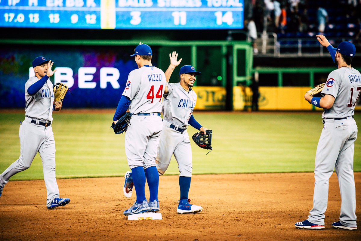 #Cubs have won six of their last nine! https://t.co/SniVyeqBqi