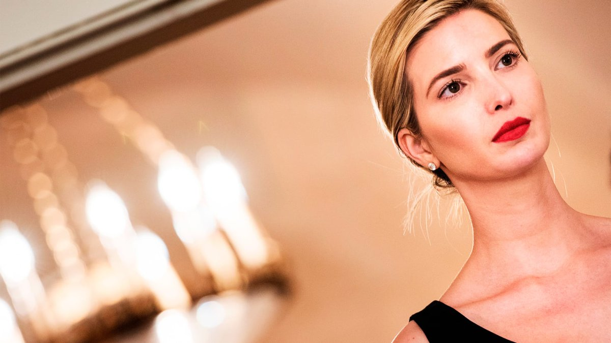 Ivanka Trump has been ordered to testify—no, not in *that* case. https://t.co/GlqT3u0YxD
