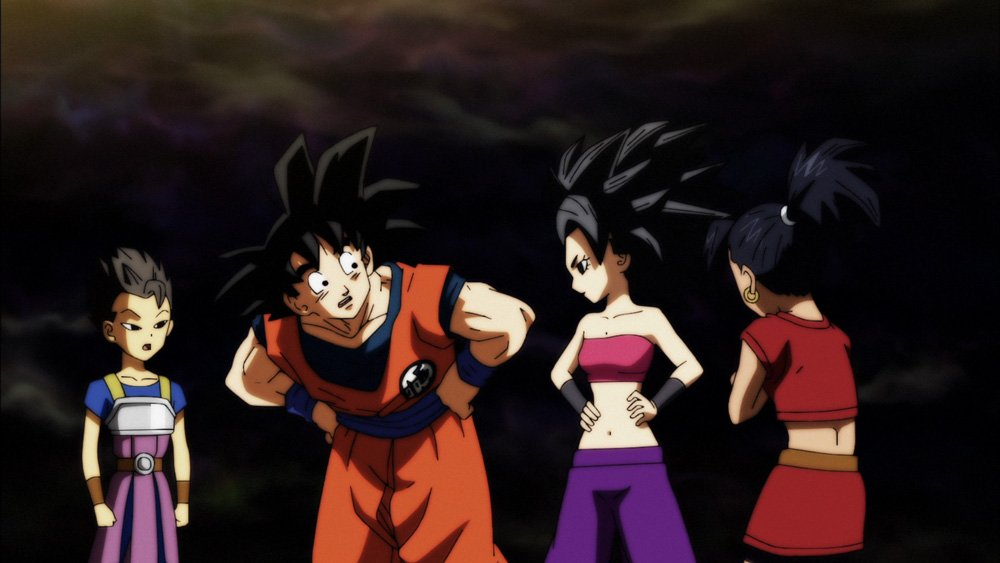 "Review de ""Dragon Ball Super"" Episodio 96"