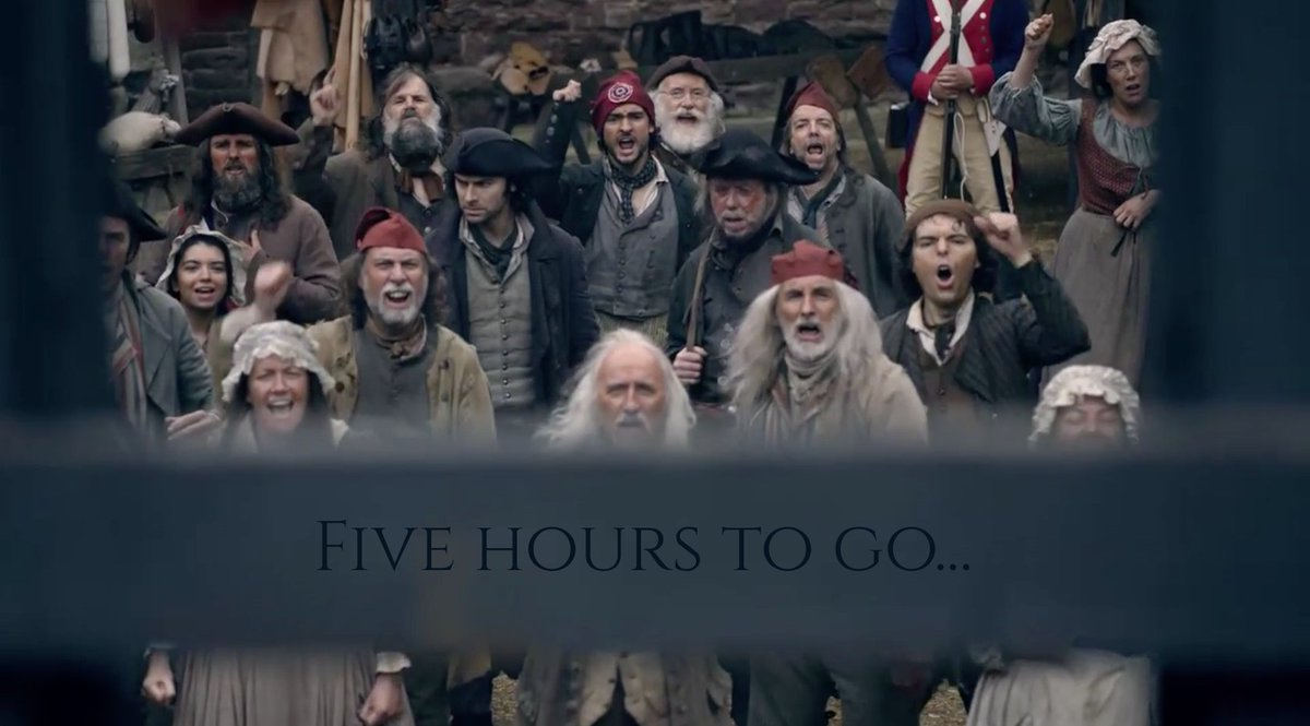 The countdown has begun... #Poldark https://t.co/Fr2JgWi9M9