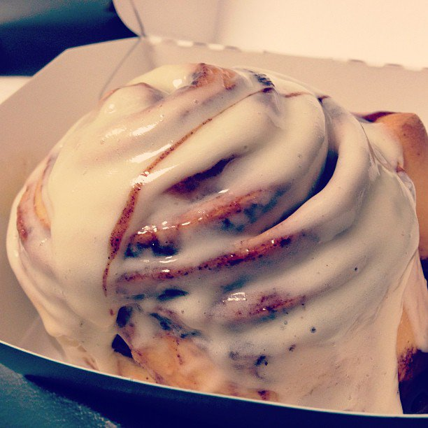 #RunningLateBecause we can't say no to frosting. https://t.co/9eU4FeYz...
