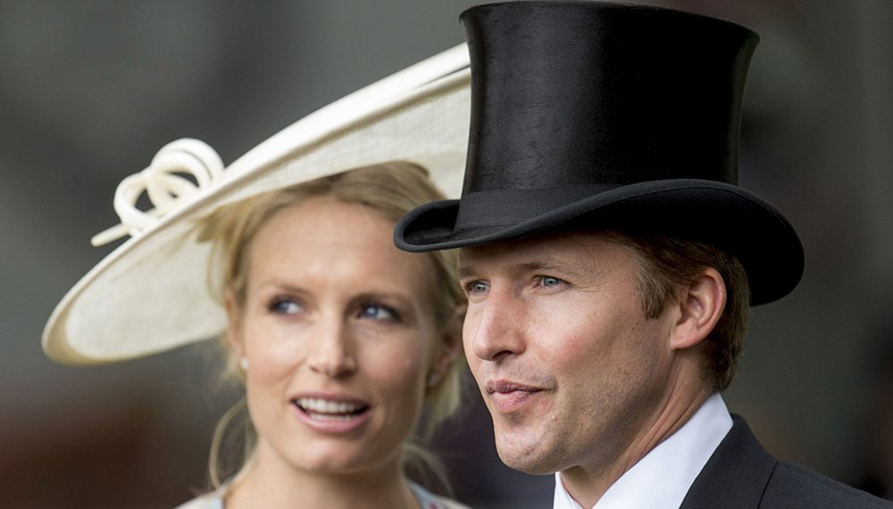 James Blunt and Sofia Wellesley  Royal Ascot, in pictures (Ph: Mark Cuthbert/UK Press via Getty Images)  https://t.co/AqL7nws4Fx