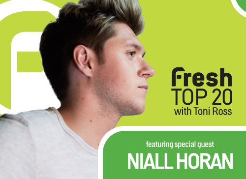 Coming up at 4p today and 6p tmw @NiallOfficial joins @ToniRRadio on @FreshTop20 https://t.co/3Sv7l2TeY5 https://t.co/jTYEqSyNji