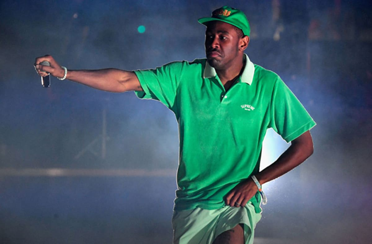 So what is Tyler, the Creator actually dropping next week?